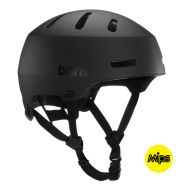 Bern Macon 2.0 MIPS Skatehelm Matt Black