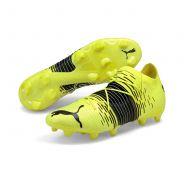 Puma FUTURE Z 1.1 FG/AG Fussballschuh Black Yellow Alert