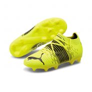 Puma FUTURE Z 3.1 FG/AG Jr. Fussballschuh Black Yellow Alert
