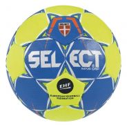 Select Maxi Grip 2.0 Handball Blau/Gelb