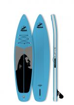Indiana Sup Inflatable 11`6 Family Pack