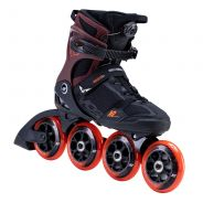 K2 VO2 S 100 BOA® Inline Skate Black/Orange/Red