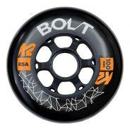 K2 100mm/85A Bolt-Speed 4er Rollenset für Inline-Skates