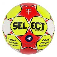 Select Maxi Grip Handball Rot/Gelb