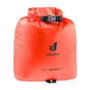Deuter Light Drypack 5 Papaya - wasserdichte Packtasche