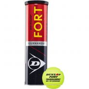 Dunlop DTB Fort Tournament 4er Gelb