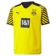 Puma BVB Borussia Dortmund Kinder Heimtrikot 21/22