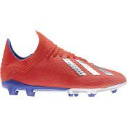 Adidas X 18.1 FG J Rot