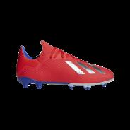 Adidas X 18.3 FG Rot