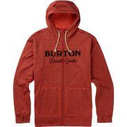 Burton Oak Full-Zip Hoody Rot
