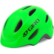 Giro Scamp Green-Lime 18 Kinder Helm