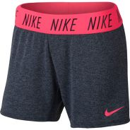 Nike Dry Training Short Girls Navy-Pink