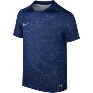 Nike FLASH CR7 Kinder Trikot Blau