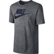 Nike Futura Icon T-Shirt Grau-Blau