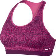 Nike Pro Fierce Venom Bra Pink-Lila