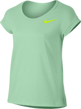 Nike Trainings Shirt Türkis Kids