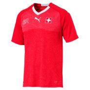 Schweiz WM Trikot 2018 Heimtrikot