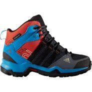 Adidas AX2 MID CP K Schwarz-Blau-Orange
