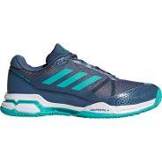 Adidas Barricade Club Aqua Blau