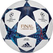 Adidas CL Finale Cardiff 2017 Spielball