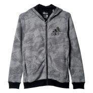 Adidas Essentials All Over Printed FZ Hoody