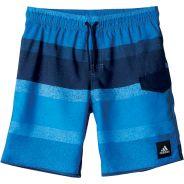 Adidas Graphic Kinder Badeshort Blau