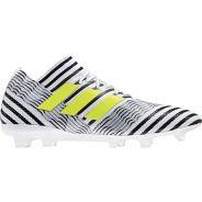 Adidas Nemeziz 17.1 FG Weiß-Schwarz