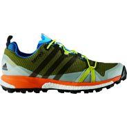 Adidas Terrex Agravic GTX M Gelb-Grau