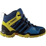 Adidas AX2R MID CP K Blau-Gelb
