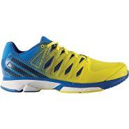 Adidas Volley Response 2 Boost Gelb-Blau