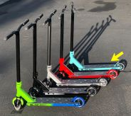 AO Stunt-Scooter BLOC Teal