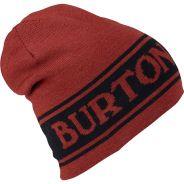 Burton Billboard Wool Beanie Rot-Schwarz