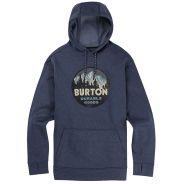 Burton Oak Hoodie für Herren Blau