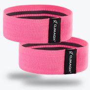 climaqx booty bands Widerstandsbänder pink