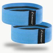 climaqx booty bands Widerstandsbänder blau