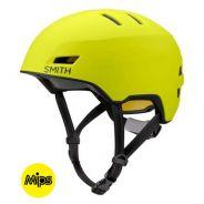 Smith Express MIPS® Fahrradhelm Matte Neon Yellow Viz