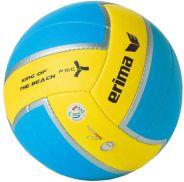 Erima King of the Beach Volleyball Aqua-Gelb