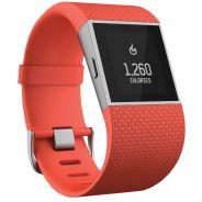 Fitbit Surge Fitness Uhr Orange