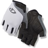 Giro Jag'ette Fahrrad Handschuhe White