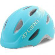 Giro Scamp Mat Glacier 18 Kinder Helm