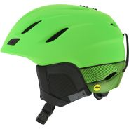 Giro Nine Mips Helm Mat Bright Green 18