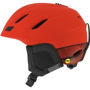 Giro Nine Mips Helm Mat Vermillion 18