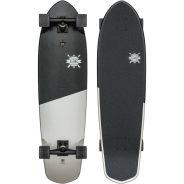 Globe Blazer XL Longboard Schwarz-Weiß