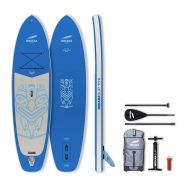INDIANA SUP 10´6 Family Pack Blau