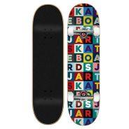 """Jart Scrabble Complete Skateboard 8.0"""""""