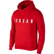 Jordan Flight Fleece Air Hoody Rot