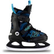 "K2 Schlittschuhe Iceskates Kinder ""Marlee"" camo blau"