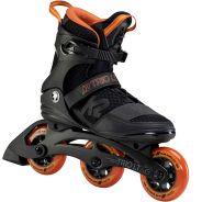 K2 TRIO LT 100 Inline Skate Black/Orange