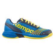 Kempa Attack Jr Blau-Gelb Handballschuh