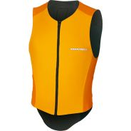 Komperdell Air Vest Herren Schwarz-Orange
